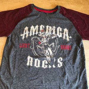 Lucky Brand Boys Shirt